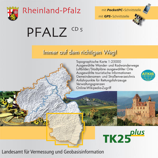 Pfalz - Coverbild