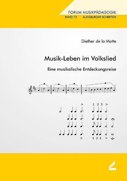 Musik-Leben im Volkslied - Coverbild