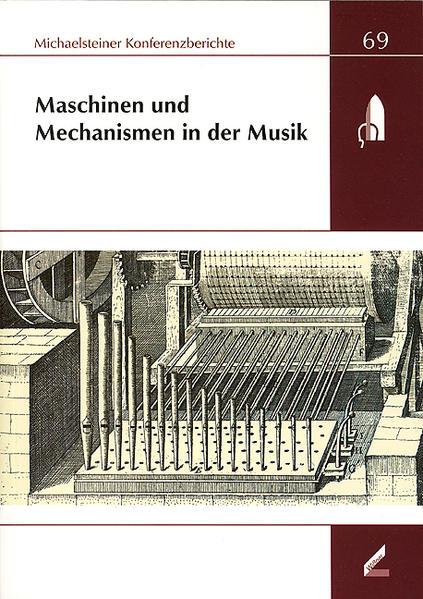 Maschinen und Mechanismen in der Musik - Coverbild