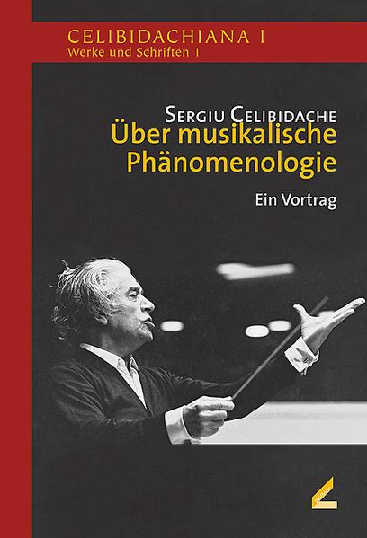Über musikalische Phänomenologie - Coverbild
