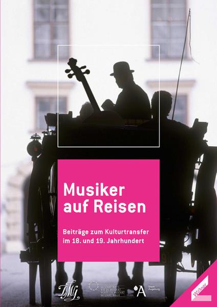 Musiker auf Reisen - Coverbild