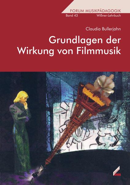 Grundlagen der Wirkung von Filmmusik - Coverbild