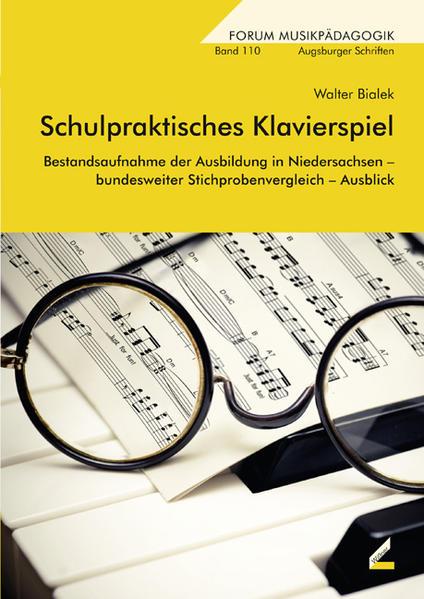 Schulpraktisches Klavierspiel - Coverbild