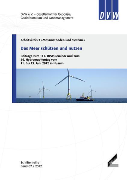 Das Meer schützen und nutzen - Coverbild