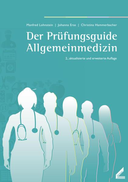 Der Prüfungsguide Allgemeinmedizin - Coverbild
