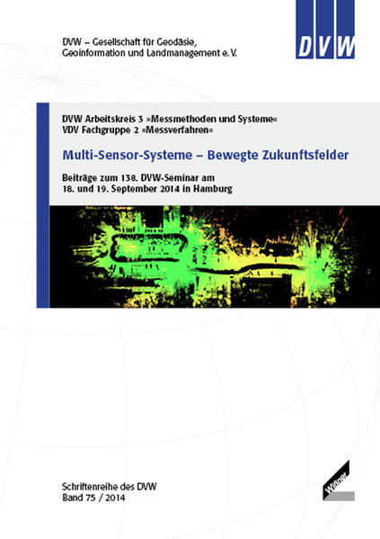 Multi-Sensor-Systeme – Bewegte Zukunftsfelder - Coverbild