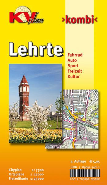 Lehrte - Coverbild