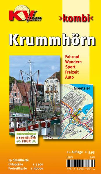 Krummhörn & Greetsiel - Coverbild