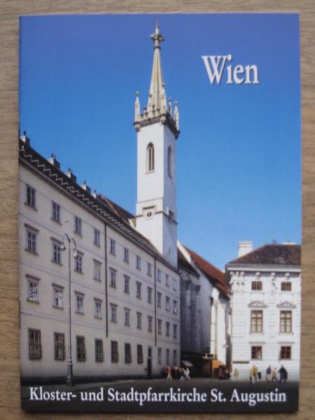 Wien Kloster- und Stadtpfarrkirche St. Augustin - Coverbild