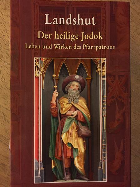 Landshut Der heilige Jodok - Coverbild