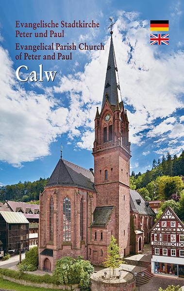 Calw, Evangelische Stadtkirche St. Peter und Paul - Coverbild