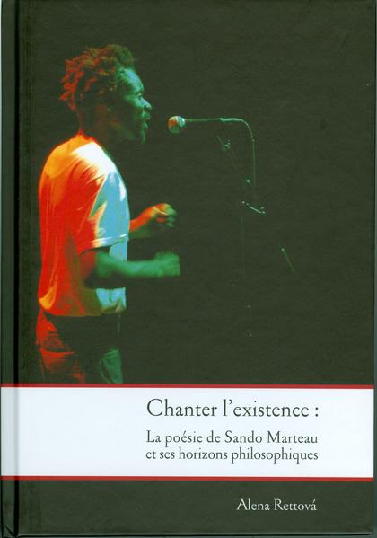 Chanter l'existence - Coverbild