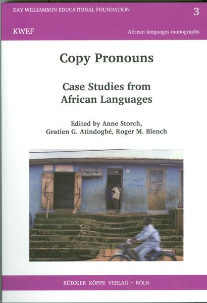 Copy Pronouns - Coverbild
