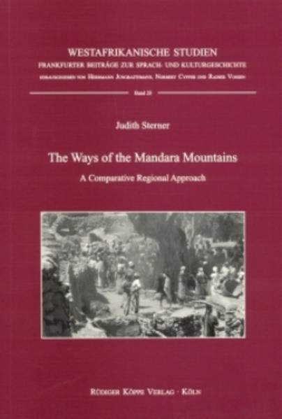 The Ways of the Mandara Mountains - Coverbild