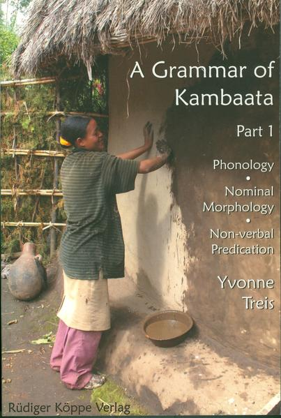 A Grammar of Kambaata - Coverbild
