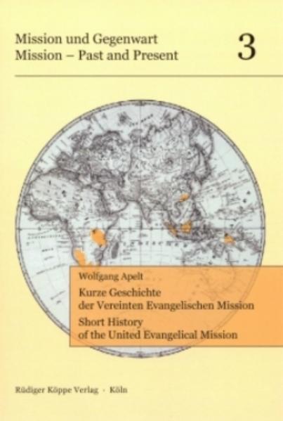 Kurze Geschichte der Vereinten Evangelischen Mission / Short History of the United Evangelical Mission - Coverbild
