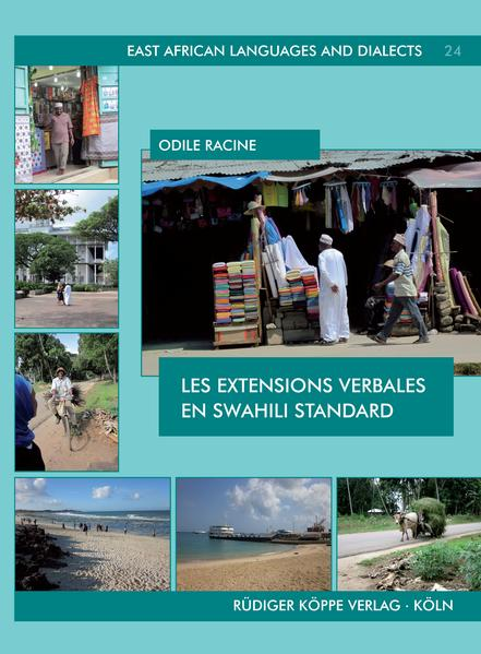 Les extensions verbales en swahili standard - Coverbild