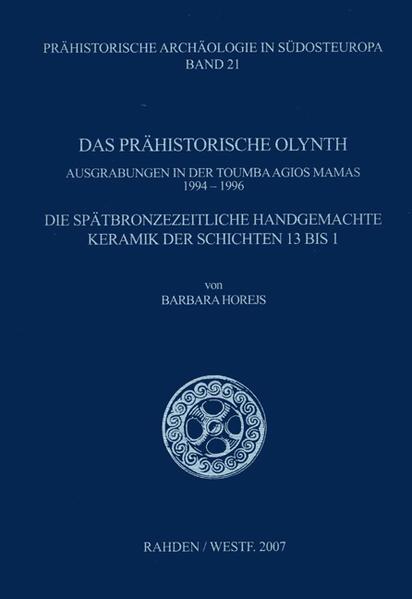 Das prähistorische Olynth - Coverbild