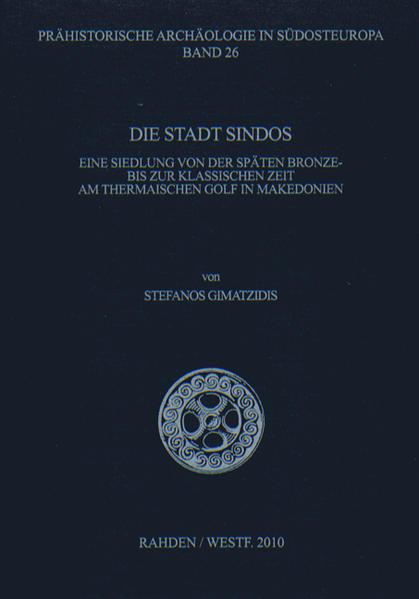 Die Stadt Sindos - Coverbild