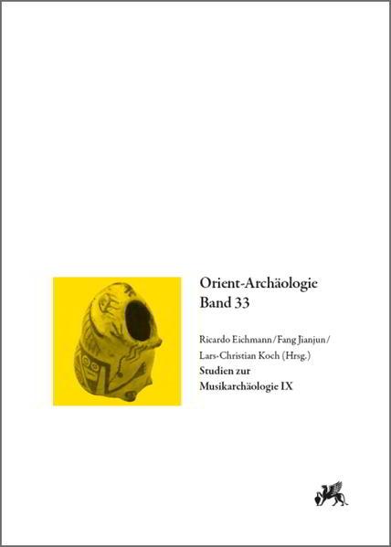 Studien zur Musikarchäologie / Studien zur Musikarchäologie IX - Coverbild