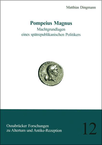Pompeius Magnus - Coverbild