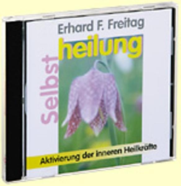 Selbstheilung. CD (AV) - Coverbild