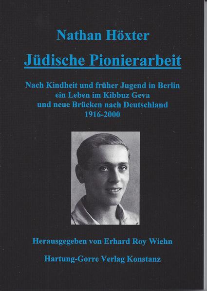Jüdische Pionierarbeit - Coverbild