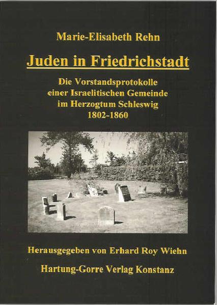 Juden in Friedrichstadt - Coverbild