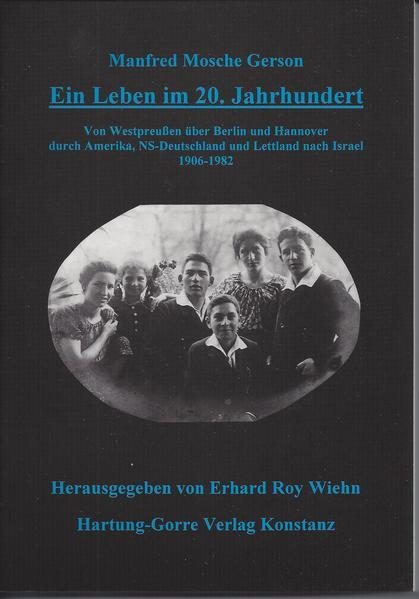 Ein Leben im 20. Jahrhundert - Coverbild