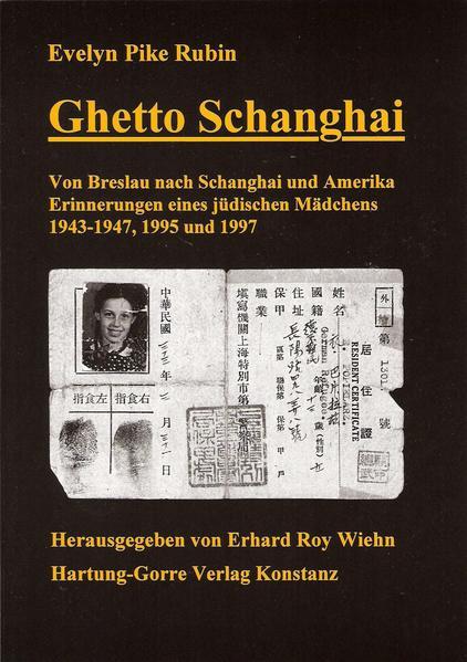 Ghetto Schanghai - Coverbild