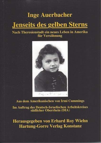 Jenseits des gelben Sterns - Coverbild