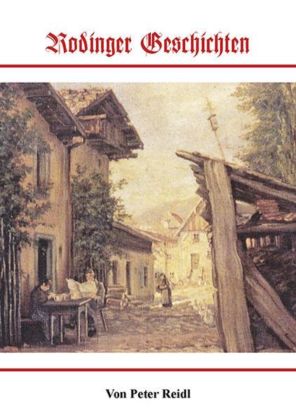 Rodinger Geschichten - Coverbild