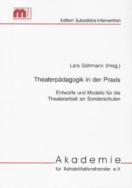 Theaterpädagogik in der Praxis - Coverbild