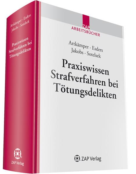 Kostenloses PDF-Buch Praxiswissen Strafverfahren bei Tötungsdelikten