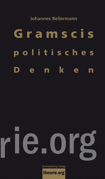 Gramscis politisches Denken - Coverbild