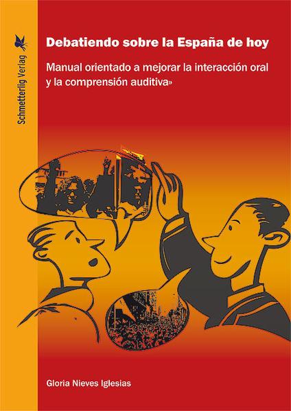 Debatiendo sobre la España de hoy - Coverbild