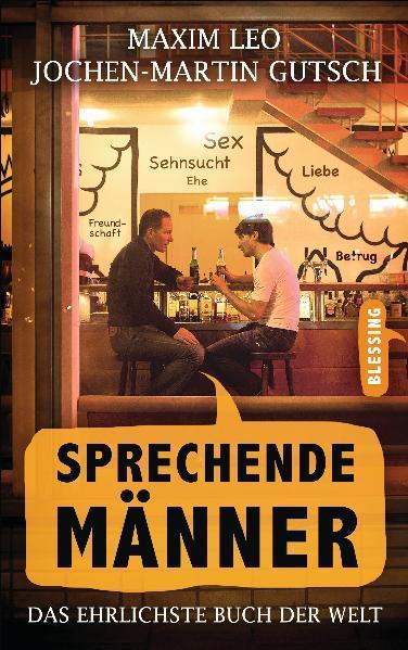 Sprechende Männer - Coverbild