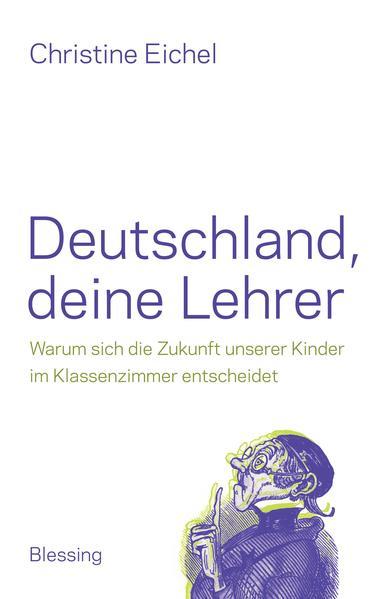 Deutschland, deine Lehrer - Coverbild