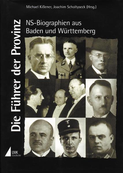 Die Führer der Provinz - Coverbild