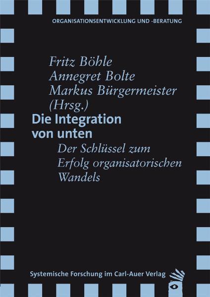 Die Integration von unten - Coverbild