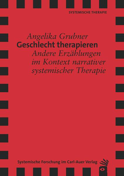 Geschlecht therapieren - Coverbild