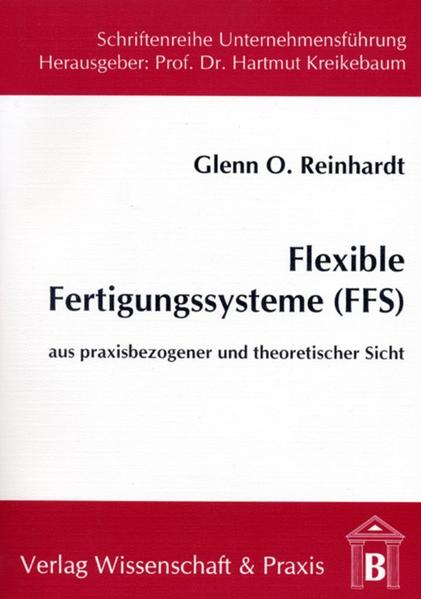 Flexible Fertigungssysteme (FFS) - Coverbild