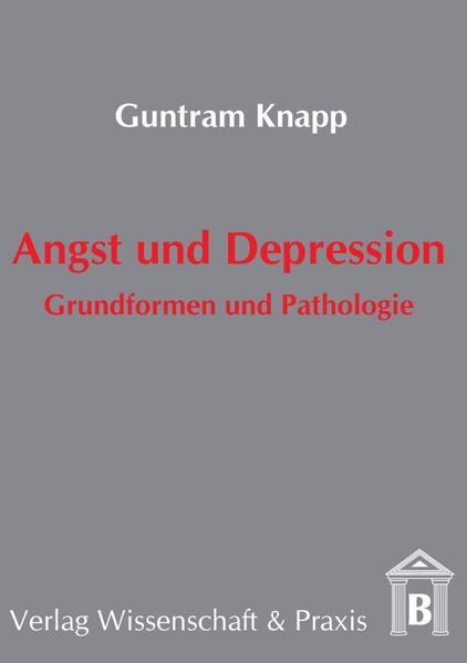 Angst und Depression - Coverbild