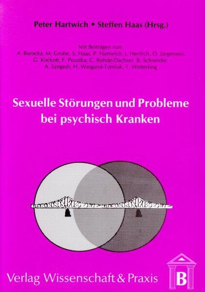 Sexuelle Störungen und Probleme bei psychisch Kranken - Coverbild