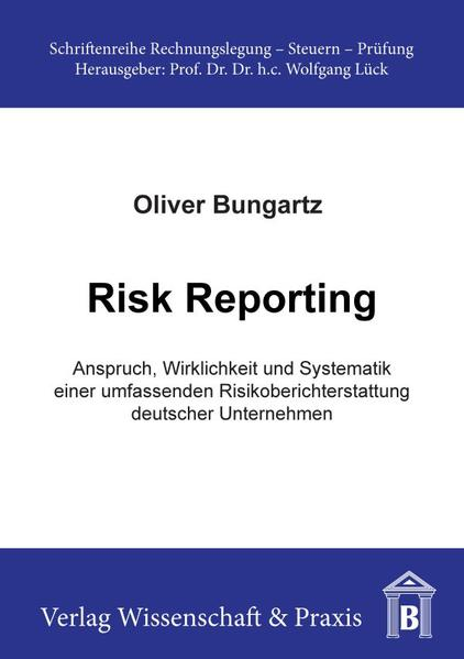 Risk Reporting - Coverbild