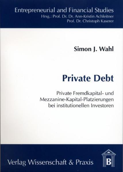 Private Debt - Coverbild