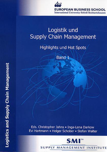Logistik und Supply Chain Management - Highlights und Hot Spots - 2005 - Coverbild