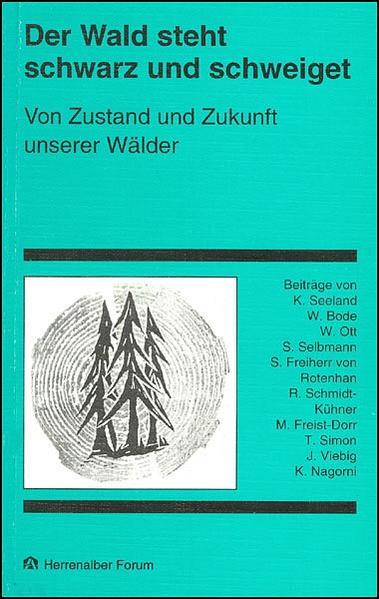 Der Wald steht schwarz und schweiget - Coverbild