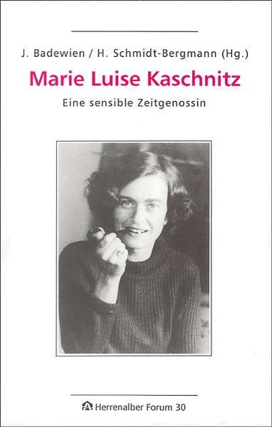 Marie Luise Kaschnitz - Coverbild