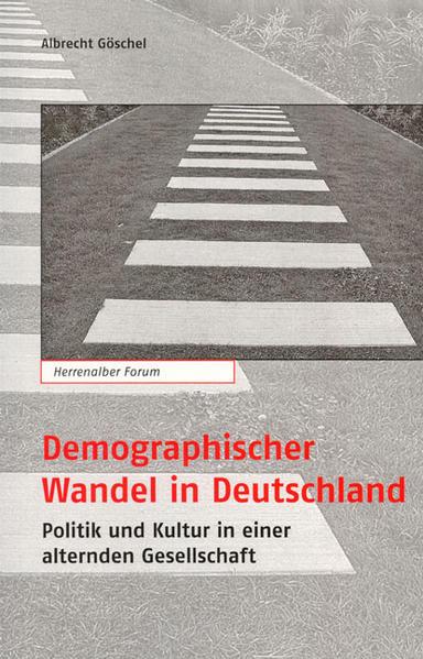 Demographischer Wandel in Deutschland - Coverbild